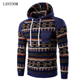 Hoodies & Sweatshirt  Hoodies Men Hombre Hip Hop Male Brand Hoodie Digital Printing Sweatshirt  Mens Splice Slim Fit Men Hoody