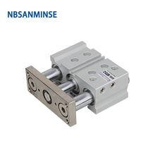 Nbsanminse mgpl 20 мм Диаметр компактный направляющий цилиндр
