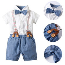 49adbb0d25bb0 Little Gentleman Outfit Baby Promotion-Shop for Promotional Little ...