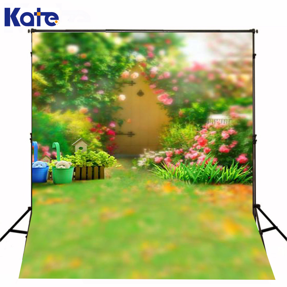 300Cm*200Cm(About 10Ft*6.5Ft) Backgrounds Large Family Backyard Garden Flowers Form Dense Growth Arches Childr  Lk 1062 new arrival background fundo meadow flowers gift 300cm 200cm about 10ft 6 5ft width backgrounds lk 3858