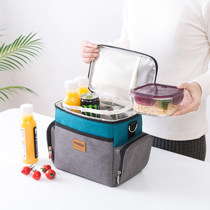 Image 3 - Large Capacity Cooler Bags Oxford Insulation Lunch Box Thermal Drink Beer Ice Pack Travel Picnic Backpack Food Fresh Keeping