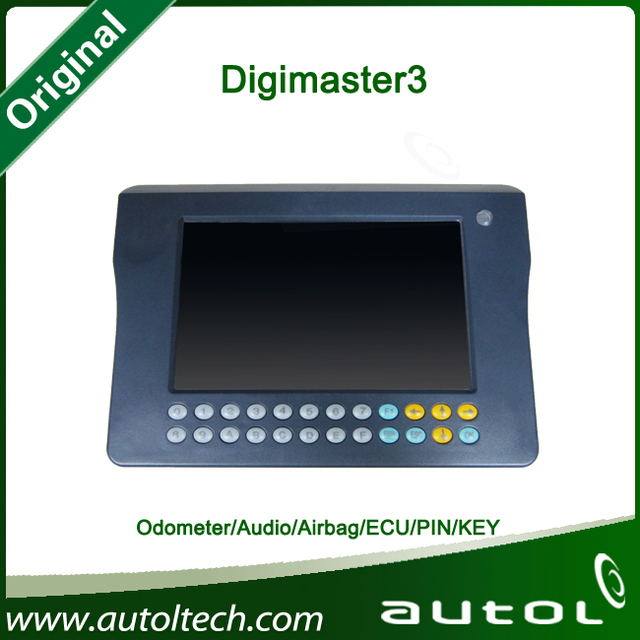 DIGIMASTER III Automobile multi-functional adjusting equipment DIGIMASTER 3 Online update with Certificate of Authorization
