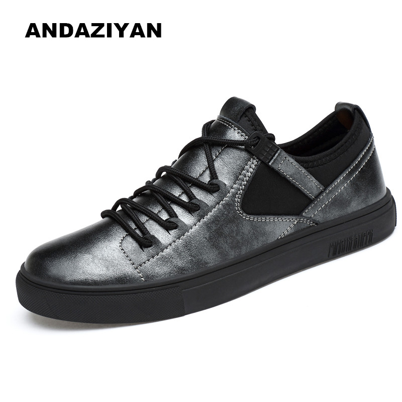 Fashion casual men shoes quality leather + Lycra comfortable insideFashion casual men shoes quality leather + Lycra comfortable inside
