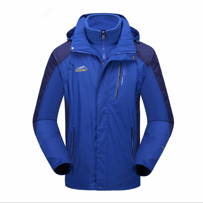 2018 Big Yard Ski Jacket Men Winter Waterproof Outdoor Snowboard Snow Jacket Super Warm Breathable Hiking Skiing Hooded Jackets недорого
