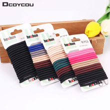 18PCS/Sets Hair Tie Set Women Fashion Bands Accessories Trendy Hairband For Elastic Sets Braid