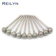 Алмазные абразивные биты среднего класса с хвостовиком 235 мм
