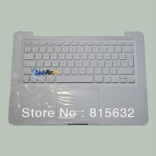 95% NEW FOR Macbook Unibody A1342 French top case & Keyboard & Trackpad