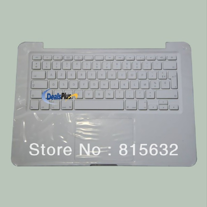 Test FOR Macbook Unibody A1342 French top case & Keyboard & Trackpad solid state relay ssr 120da clear cover for temperature contoller