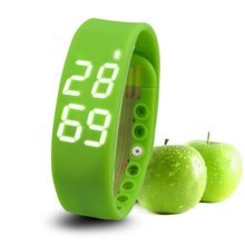 Sports activities Health Tracker W2 Sensible Band Pedometer and Actual-time Temperature Show Wristband Bracelet Assist Sleep Monitor