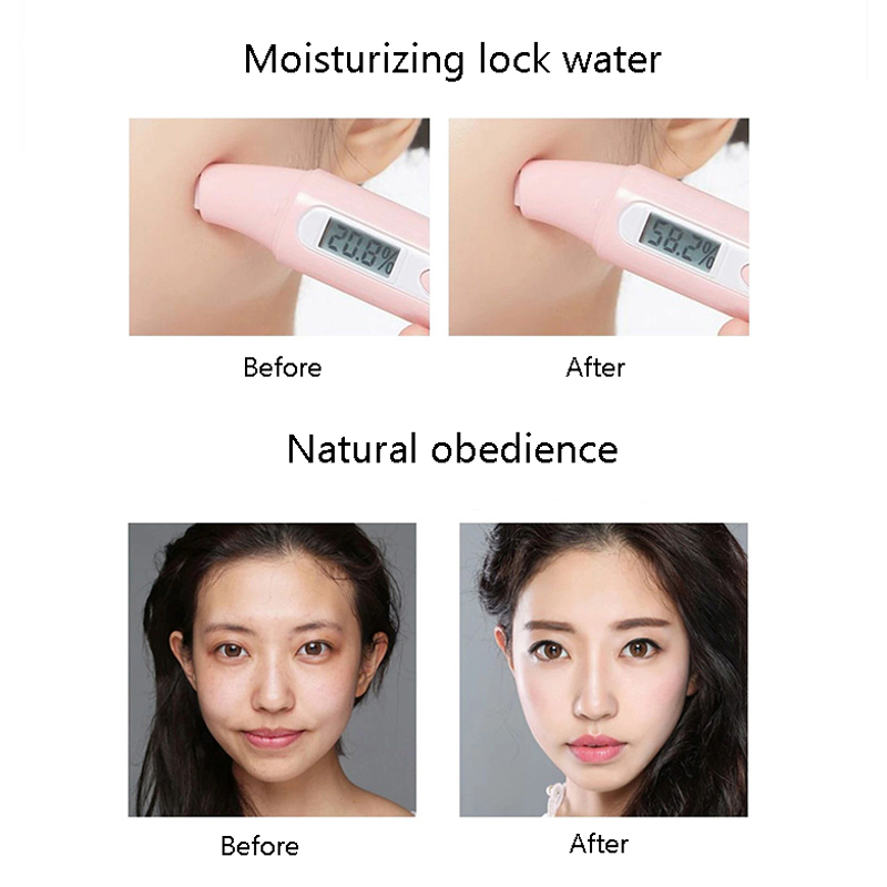 24K Moisturizing Long Lasting Liquid Face Foundation Makeup Face Coverage Naturally Concealer Oil-controling Lightfeel Cream 2