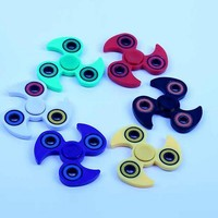 2017 New Arrival Funny Hand Spinner Professional EDC Hand Spinner Relief Focus Anxiety Stress Brass Toys For ADHD Fun