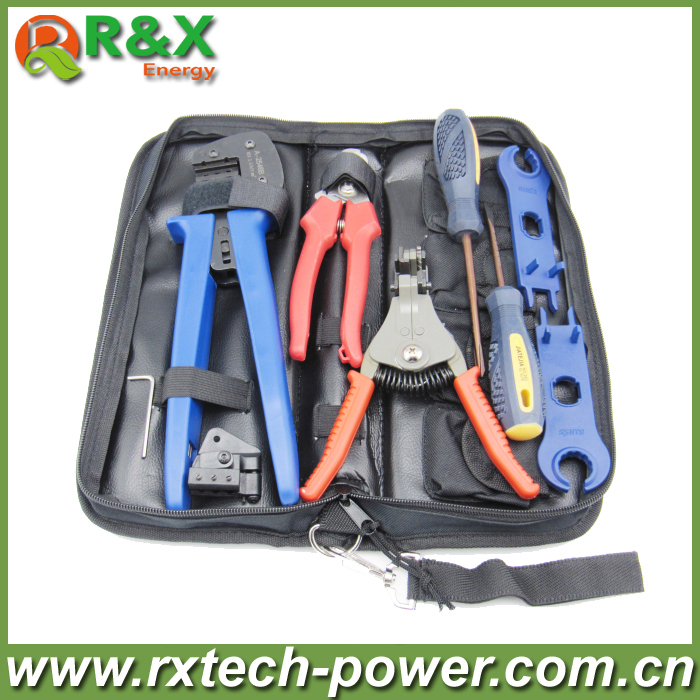 Tyco/MC3/ MC4 Solar PV Tool Kit  Include Crimping/Cutting/Stripping