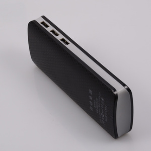 Image 4 - 18650 Power Bank 10000mah (No Battery) DIY Case Phone Charge Box LED Flashlight Poverbank 3 USB 5x18650 Powerbank Pover Bank