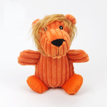 2016 supply toys products for your pet dog Funny Puppy Toy Cotton Squeaky Plush Sound