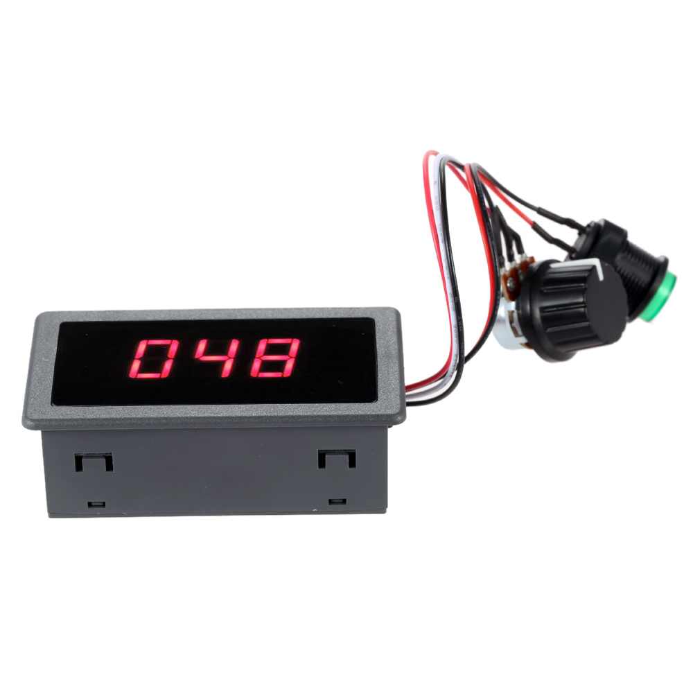 Buy Digital Led Dc Motor Speed Controller