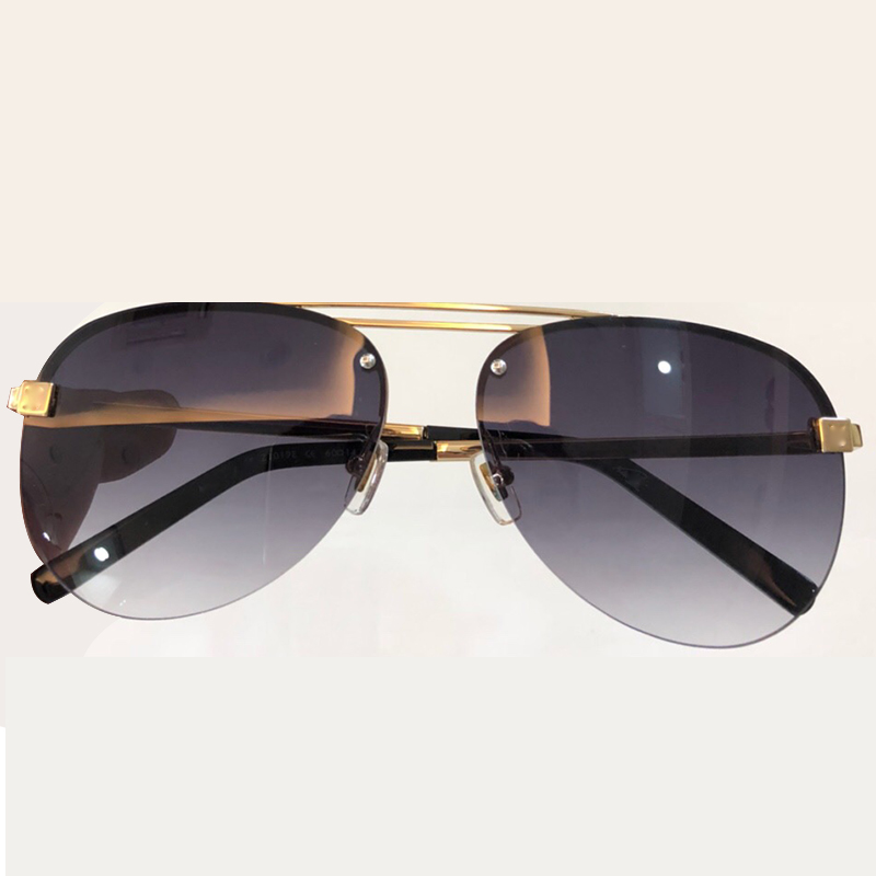 Oval Shades Sunglasses Sunglasses Pilot Sunglasses no4 Rahmen 2018 Spiegel Marke Sonnenbrille no5 Frauen Sunglasses Designer Sunglasses No1 Objektiv no2 Für no3 Uv400 Mode Gradienten w4Pqz
