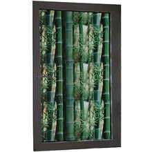 3D Effect Privacy Window Foil Film Bamboo Forest Glass Stickers Static anti-UV opaque Stained bathroom door Home Decoration