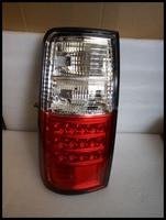 RQXR rear light + brake light + turn signal rear bumper light reflector for Toyota Land Cruiser LC80 FJ80 4500