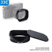 JJC עדשת הוד עבור Fujinon XF 23mm F1.4 & 56mm F1.2 R (APD) על Fuji X T30 X T20 X T10 X Pro2 X Pro1 X T3 X T2 XT3 להחליף LH XF23