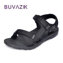 a2d2e8f863d 2018 summer gladiator men s beach sandals outdoor shoes Roman men casual  shoe flip flops large size