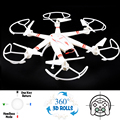 2016 33051 Hexacopter RC Quadcopter 3D Roll Drone with 2.4G 4CH 6 Axis Gyro  One Key Return Headless Easy Fly Mode Kid Gift