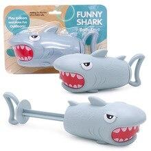 Kids Animal Shark Water Gun Fashion Summer Bath Toys Boy Bathroom for Toddler Boys & Hobbies