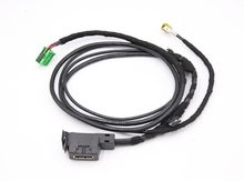 AIDUAUTO-Interface USB, AMI AUX, avec faisceau de câbles, compatible avec AUDI A4, A5, A6, Q5, Q7, 4F0 035 909