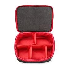 Video Photo Digital Camera Shoulders Padded Backpack Bag Case Waterproof Shockproof Bags for SLR  DSLR Camera