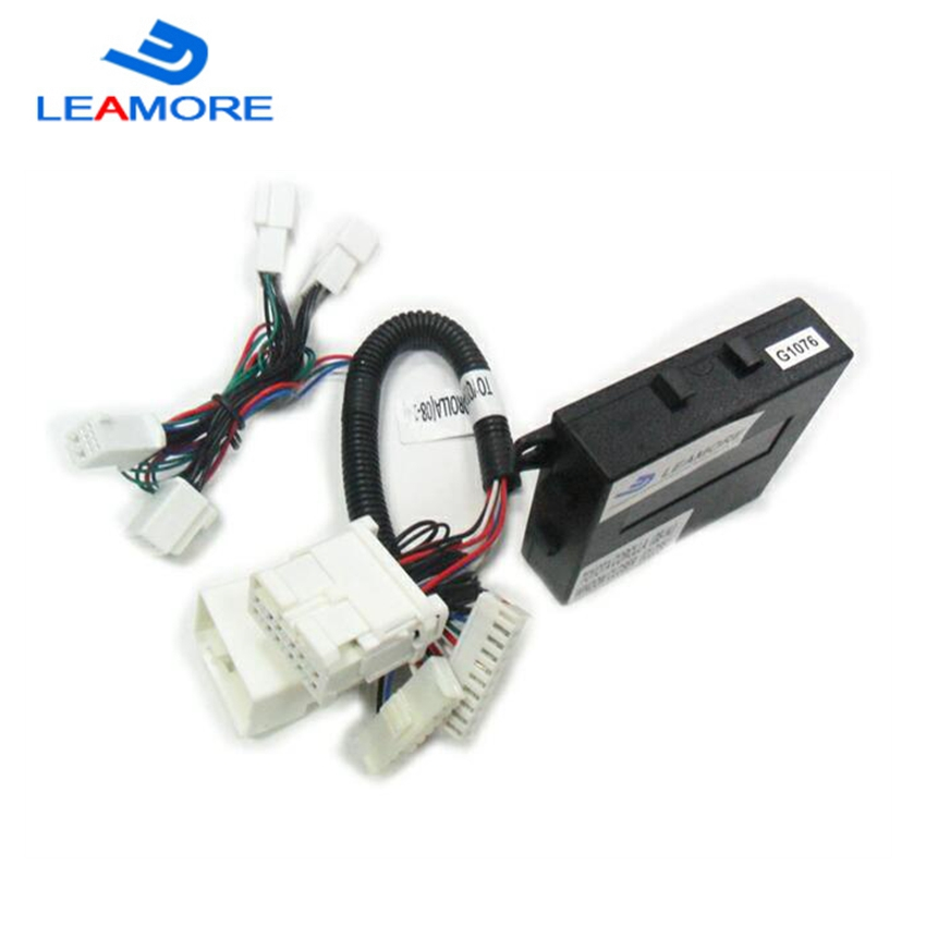 Car power window closer for Corolla 2008-2014   automatic close windows intelligently free shipping