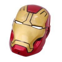 Iron Man Costume Mark 42 / Patriot With Muscles For Kids Child Halloween Cosplay (2 Designs) 6
