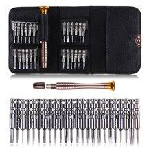 25 in 1 Handy Reparatur Tools Kit Spudger Pry Eröffnung Werkzeug Schraubendreher set für iPhone iPad Samsung Handy handwerkzeuge Set