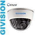 onvif 5mp ip video surveillance camera hd 1920p 1080P hd indoor dome infrared night vision ir 5 mp P2P ip network cctv camera