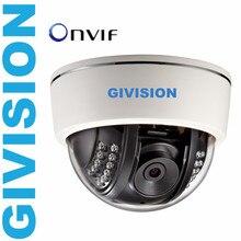 Onvif 5mp ip cámara de vigilancia de vídeo hd 1920 p 1080 P hd de interior cúpula de infrarrojos de visión nocturna ir 5 mp P2P red ip cctv cámara
