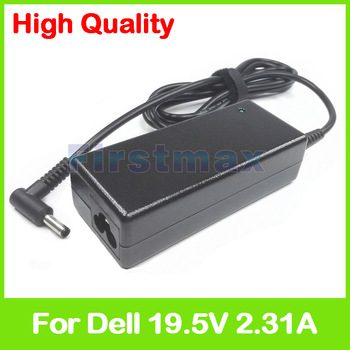 19.5V 2.31A laptop AC adapter charger for Dell Inspiron 14 7460 Latitude 13 3379  332-1827 3RG0T 44PV8 HA45NM140 HK45NM140 46HNV