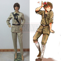Axis Powers Hetalia Allied Forces Spain Cosplay Costume
