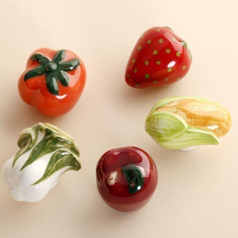 Achetez En Gros Fruits Cabinet Boutons En Ligne Des