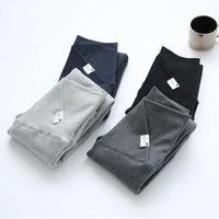 Winter Maternity Leggings Thicked Warm Pants For Pregnant Women Maternity Trousers For NOVA MAMA Pregnancy Trousers Super Soft