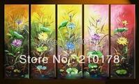 Ручная роспись маслом Современные Аннотация огромный Wall Art картина маслом на холсте FL5 044