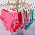 Новые Трусики для женщин Хлопка Underwear 13 Стилей, Доступных Underwear Женщины Бесшовные Трусики Кружева Трусы Сексуальные Трусики Нижнее Белье XL