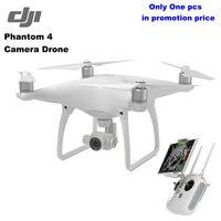 DJI Phantom 4 RC камера Дроны с камерой HD самолет 4 K Дрон GPS дистанционное управление Активный Трек 28 мин Время полета