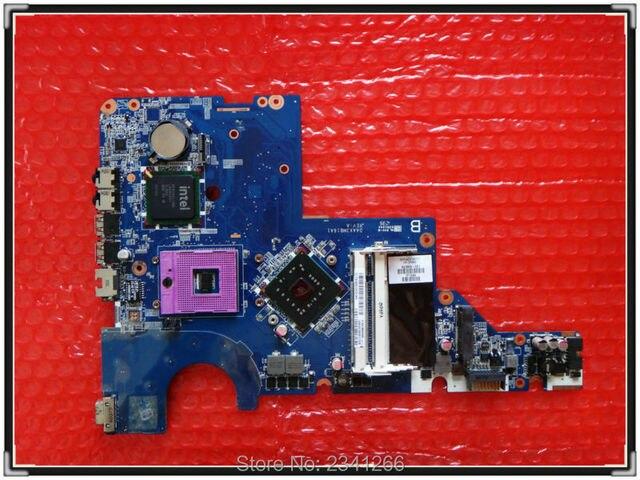 623909-001 для HPCQ56 G56 НОУТБУК для HP CQ56 G56 материнской платы ноутбука DAAX3MB16A1 100% Тестирование Бесплатная Доставка