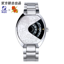 Gintama anime Tagasuki Erisabesu Sougo Kagura Hijikata waterproof metal watch comic cartoon