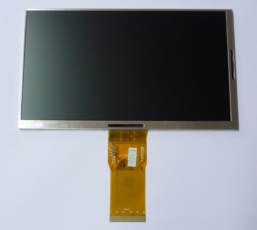 New 7 For TurboPad 701, 721 163*97*3mm Tablet LCD Display screen panel Matrix Digital Replacement Free Shipping new 7 for texet tm 7086 tablet lcd display screen panel matrix digital replacement free shipping