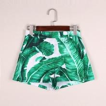 Customize Summer Fashion Women Plus Size 3XS-10XL Short Pants Ladies Casual  Celebrity Runway Green 7b22e4514c28