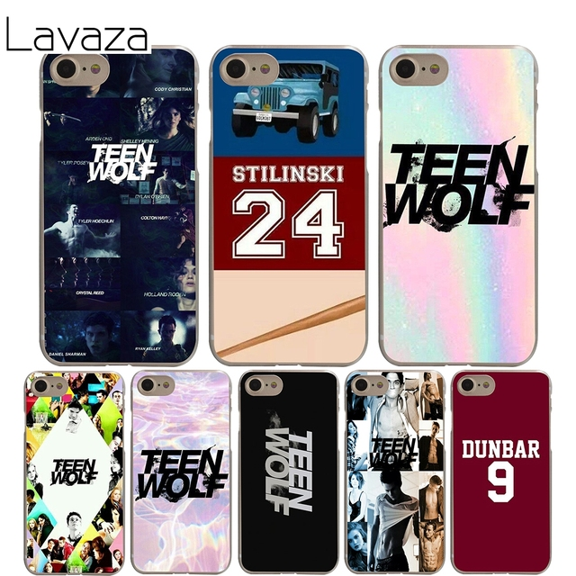 coque teen wolf iphone 6 plus
