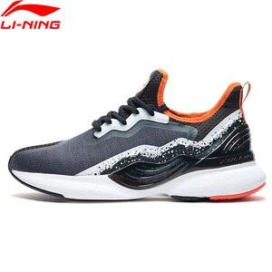 Image 3 - Мужские кроссовки для бега Li Ning с подкладкой из ТПУ, Нескользящие кроссовки с подкладкой li ning CLOUD LITE, ARHP057 XYP871
