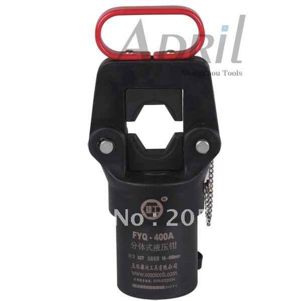 Гидравлические обжимные инструменты Separeate гидравлические плоскогубцы под давлением гидравлический обжимной инструмент 16-400mm2 Tearminal FYQ-400