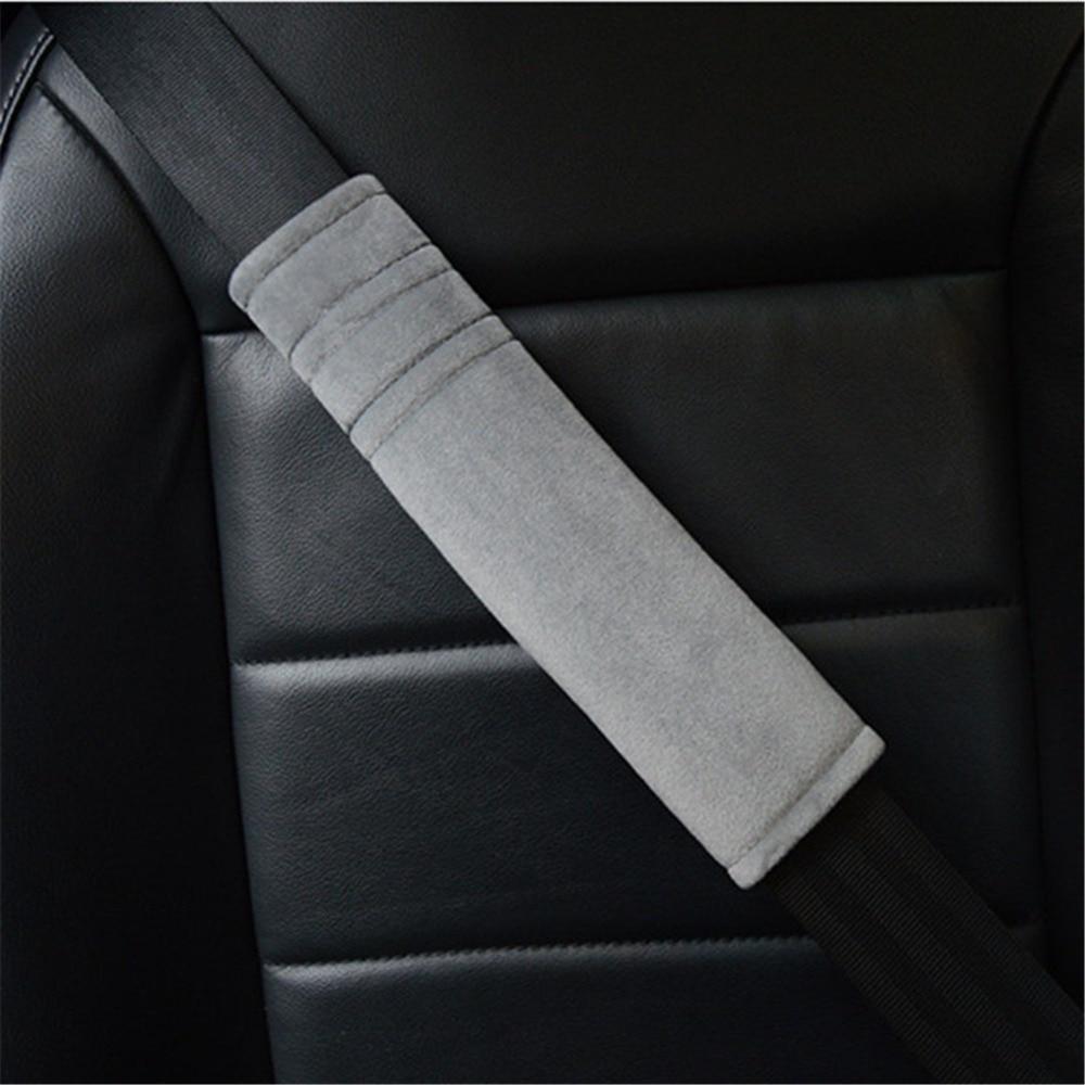 2 Pcs Cintura Di Sicurezza Dell'auto Coperture Protezione Della Spalla Auto Cintura Di Sicurezza Coperchio Di Protezione Car Styling Imbottiture Per Spalle Cintura Di Sicurezza Imbracatura Della Cinghia