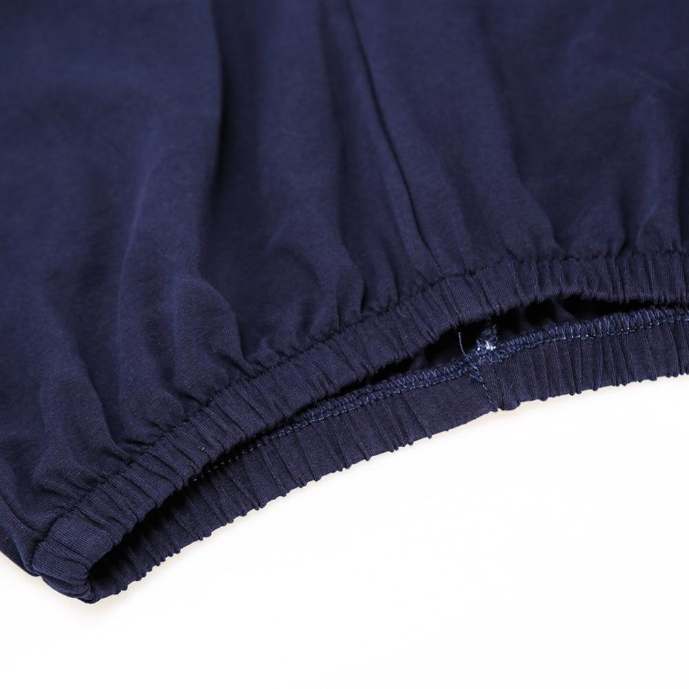 Image 3 - Женские пижамные комплекты, хлопковые шорты с круглым вырезом, полосатые летние пижамы для женщин, 2 штуки, мягкая и удобная домашняя одежда, пижамы-in Комплекты пижам from Нижнее белье и пижамы on AliExpress - 11.11_Double 11_Singles' Day