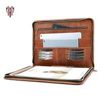 TIANHOO Натуральная кожа Мужская сумка, бизнес винтажные портфели; обувь для офиса; нести пакет sac a main мужской A4 envolop сумки